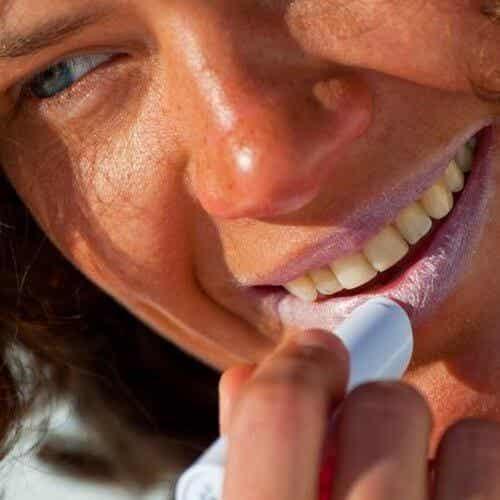 Chronić usta przed słońcem - to Twój obowiązek