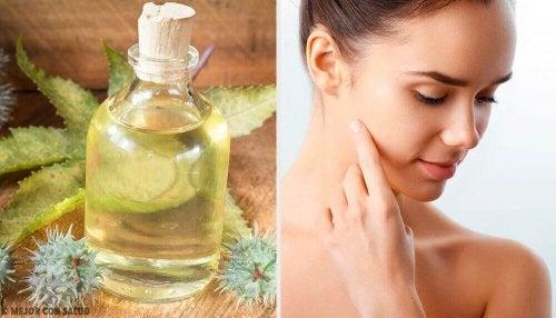 Olej rycynowy do twarzy – 6 propozycji użycia