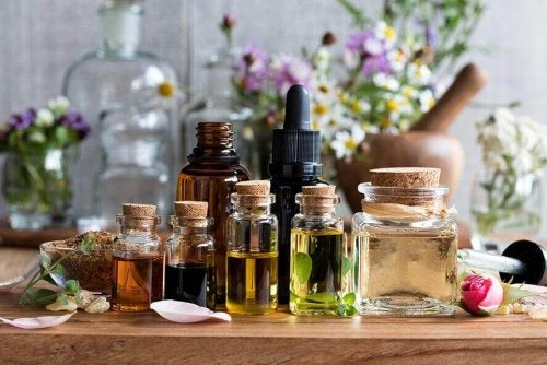 olejki na zdrowszy sen