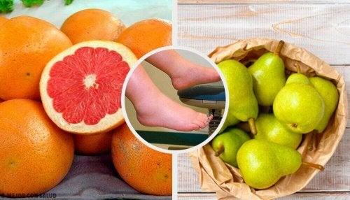 Zatrzymywanie wody w organizmie - 10 najlepszych owoców do walki z tym problemem