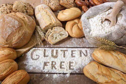 Produkty bezglutenowe w diecie