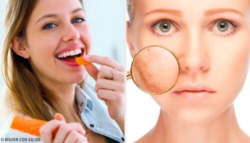 Pielęgnacja skóry: 9 produktów spożywczych