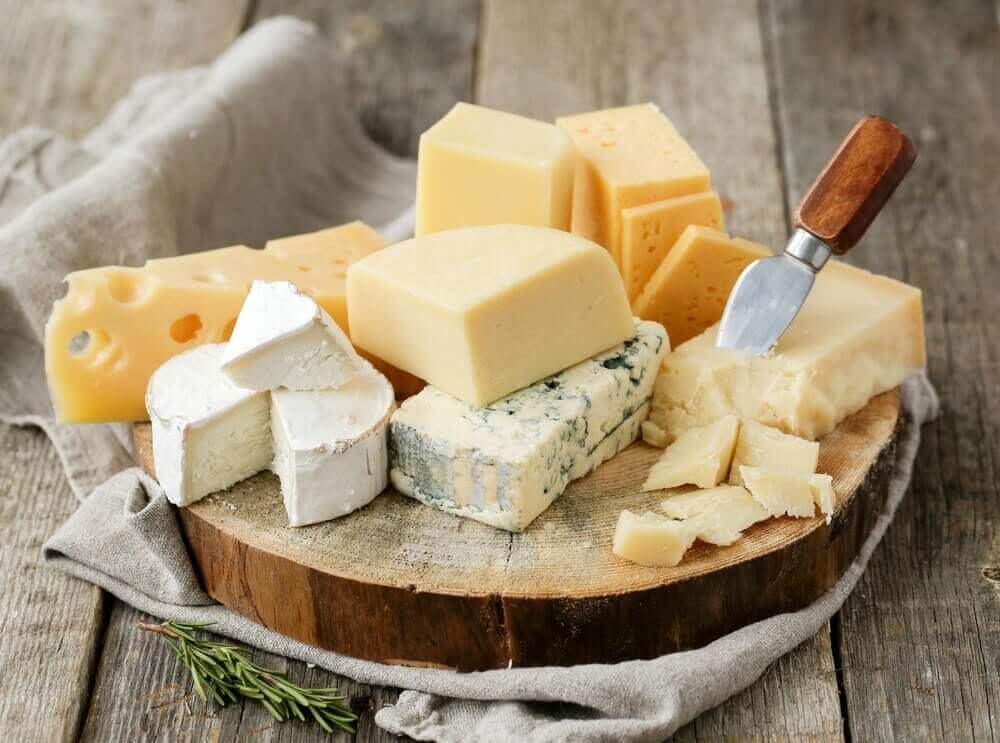 rodzaje sera