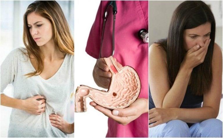 Wrzody trawienne – 10 objawów tego schorzenia