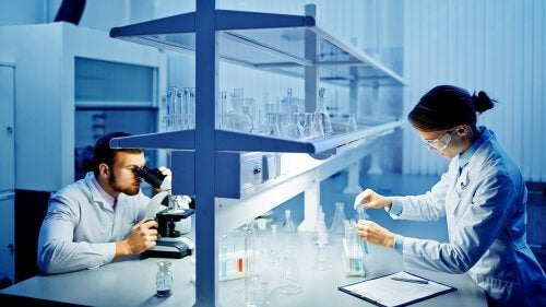 Badania laboratoryjne.