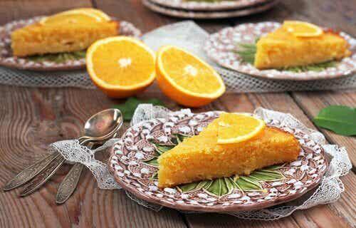 Biszkopt pomarańczowy - pyszny, domowy przepis