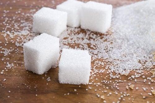 Jak cukier wpływa na organizm.