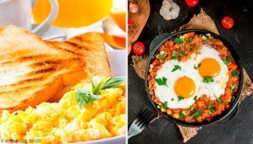 Wartość odżywcza jajek – nie do przecenienia!