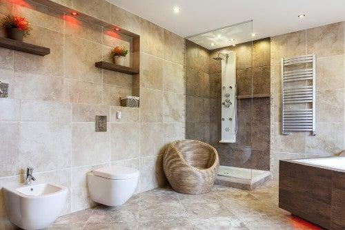 Dekoracje łazienkowe – 9 najmodniejszych pomysłów