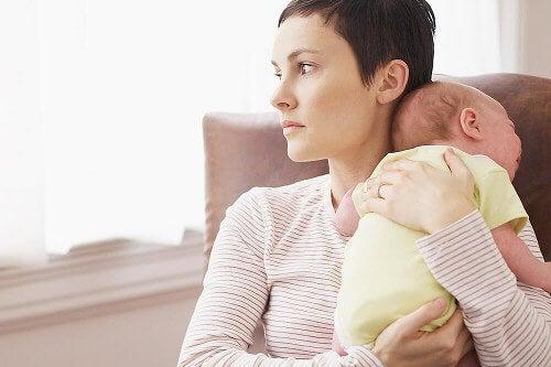 Dziecko i matka.