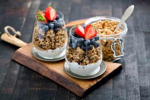Granola na każde śniadanie: 12 zaskakujących plusów