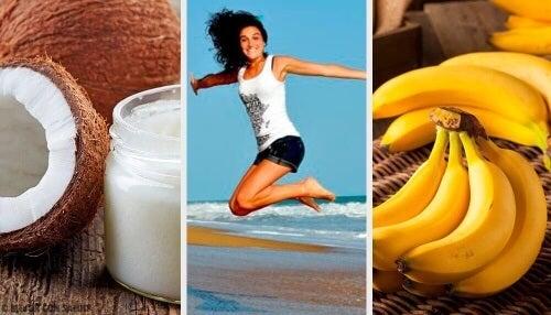 Jedzenie dodające energii – 8 najlepszych produktów