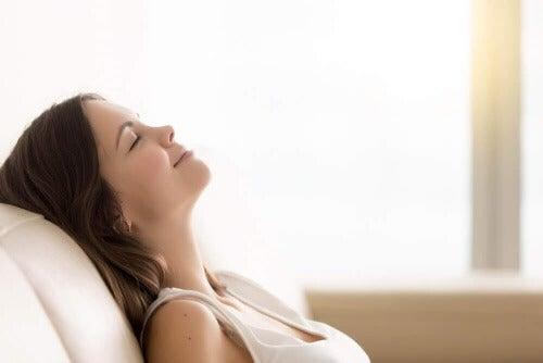 Odpoczynek i sen przyczynią się do Twojego pełnego zdrowia.