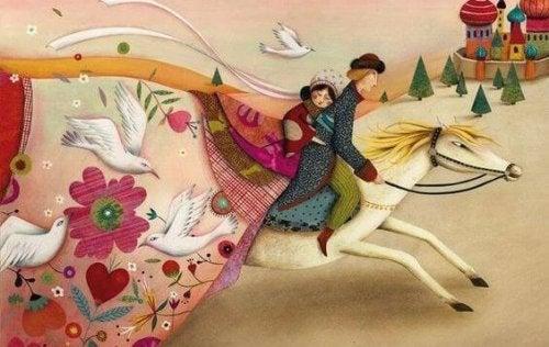 legenda koń talizmany