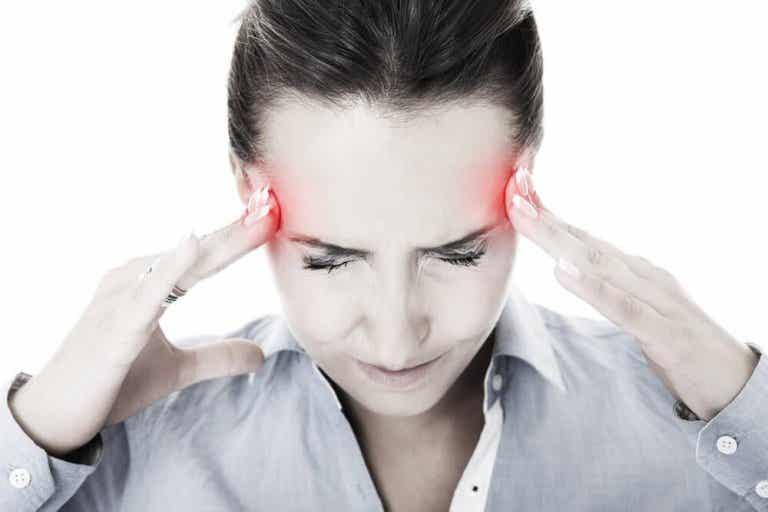 Napad migreny - 6 pomocnych remediów