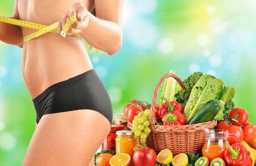 Zdrowa dieta na odchudzanie.