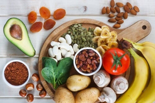 Czy jesz wystarczająco dużo produktów bogatych w potas?
