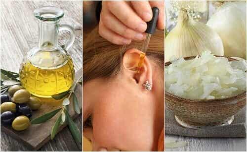 Ból ucha: domowe sposoby leczenia
