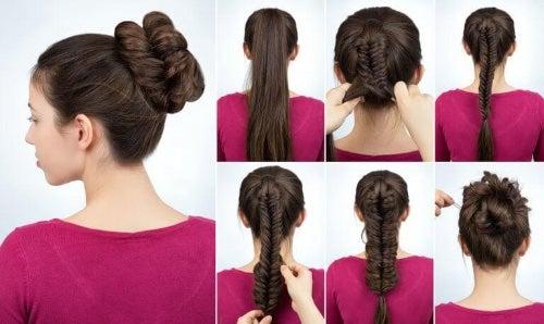 Proste warkocze – 5 pięknych fryzur na co dzień