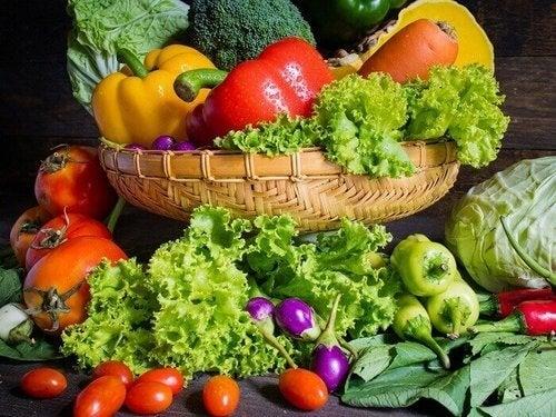 Warzywa.