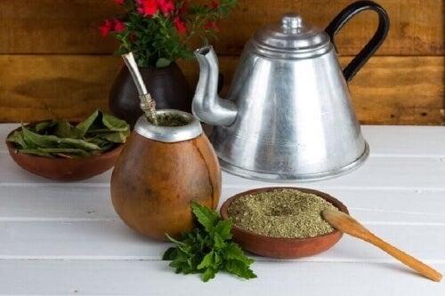 Yerba mate to wspaniała alternatywa dla kawy.