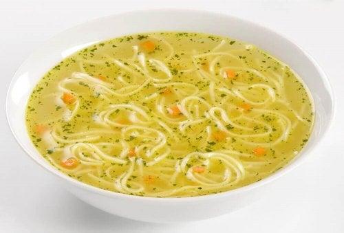 zupa z makaronem 2