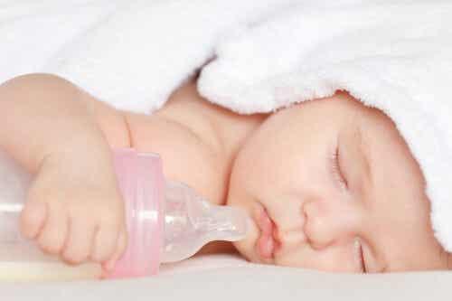 Nawadnianie dziecka latem