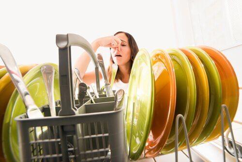 Brzydkie zapachy w kuchni