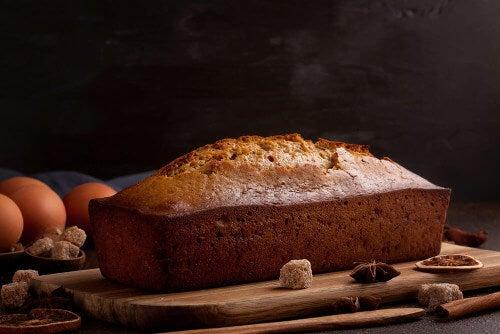 Ciasto miodowe z przyprawami korzennymi