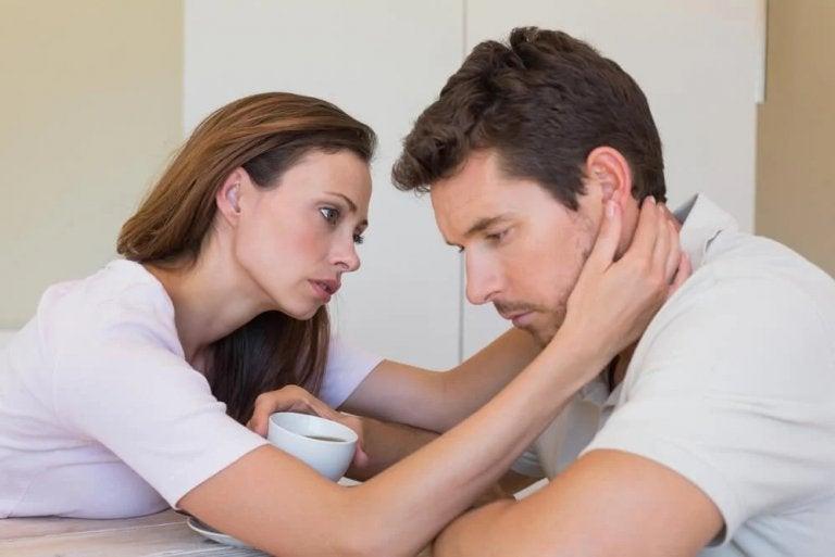 Partner nie chce pracować - jak go motywować?