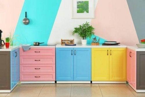 Renowacja kuchni - łatwo i bez wydawania pieniędzy