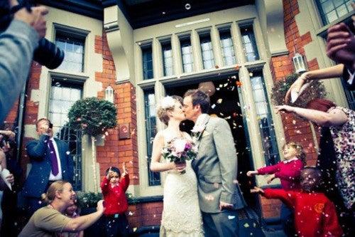 Małżeństwo zaczyna się od ślubu
