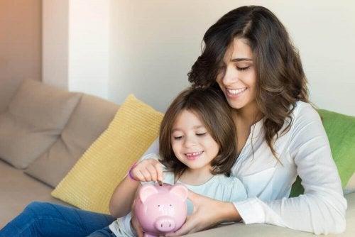 Oszczędzanie – naucz dziecko szacunku do pieniędzy