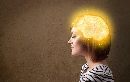 kobieta i mózg