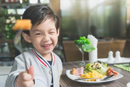 Rozwój kości dziecka - 5 ważnych składników odżywczych