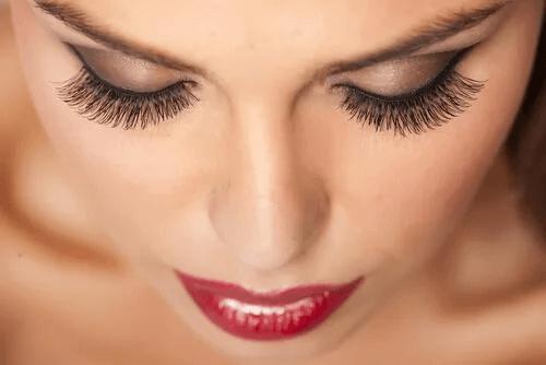 porady kosmetyczne - rzęsy
