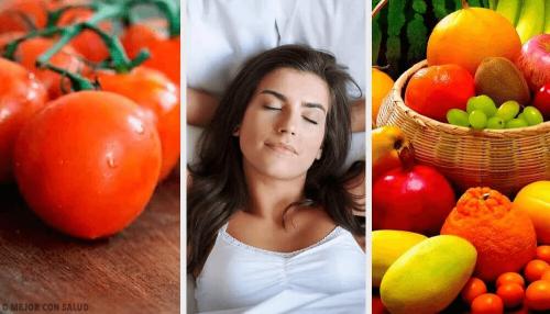 Produkty bogate w melatoninę – sposób na bezsenność
