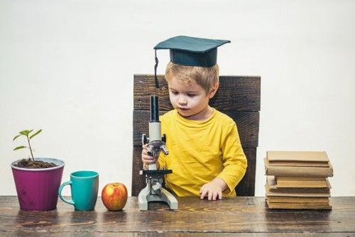 Utalentowane dziecko – jak je rozpoznać