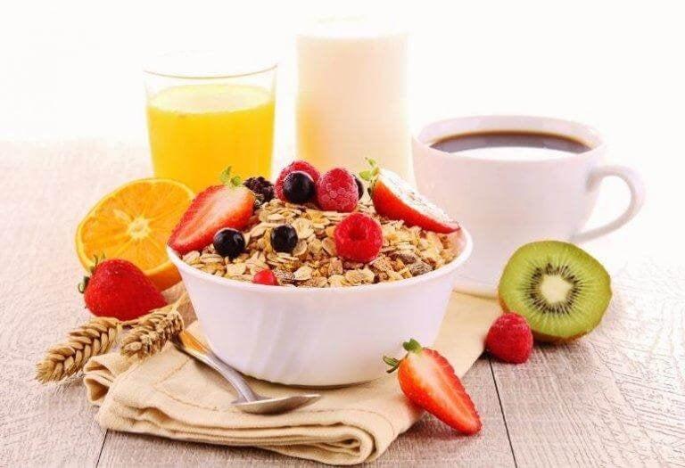 Szybkie i zdrowe śniadanie - 4 przepisy