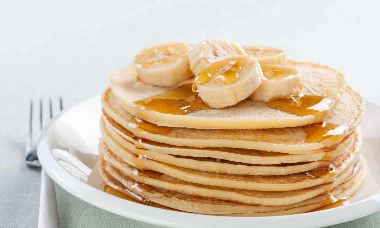 zdrowe śniadanie - naleśniki