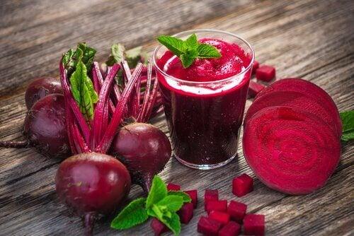 Buraki to bardzo zdrowe warzywa