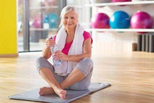 Choroba zwyrodnieniowa stawów - ćwiczenia
