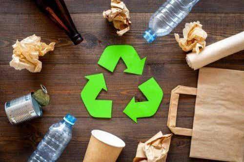 Odpady - organicz ilosć generowanych śmieci
