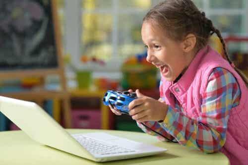 Gry wideo - kiedy dziecko nie chce się od nich oderwać