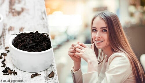 Przyzwyczaj się stopniowo do smaku zielonej i czarnej herbaty.