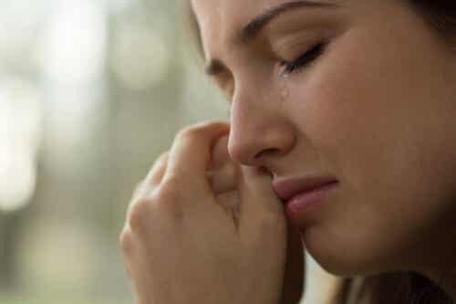 Korzyści z płaczu – nie warto wstrzymywać łez!