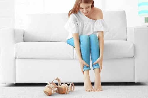 Ból i ociężałość nóg – pokonaj je!