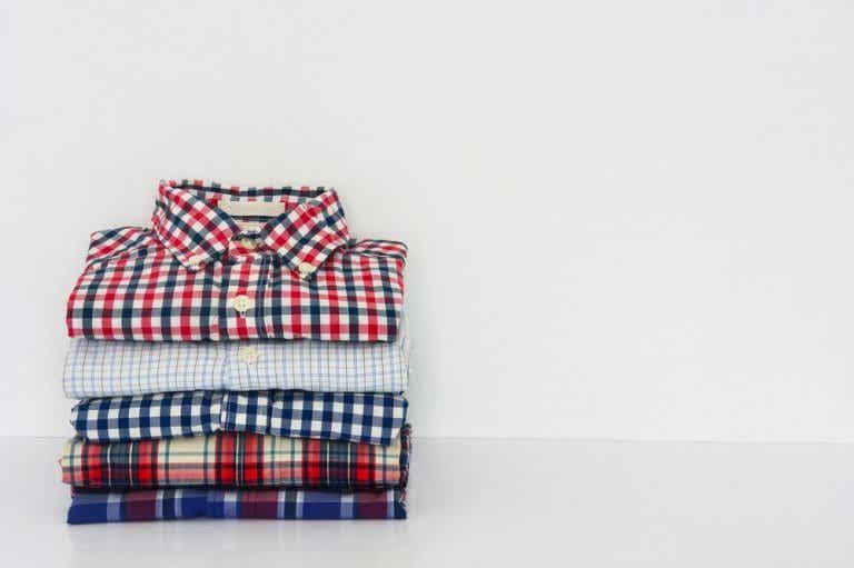 Składanie koszul - najszybszy sposób