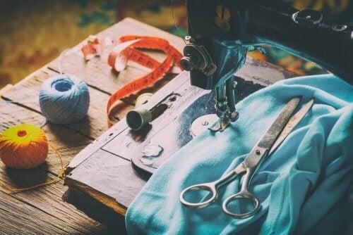 Stare tkaniny sprawią, że odnajdziesz nowe hobby.