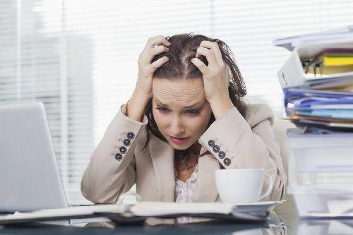 Nadmierny stres